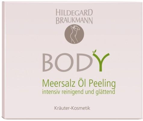 BODY Meersalz Öl Peeling 200ml