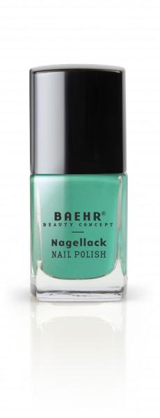 Nagellack green soft pastell