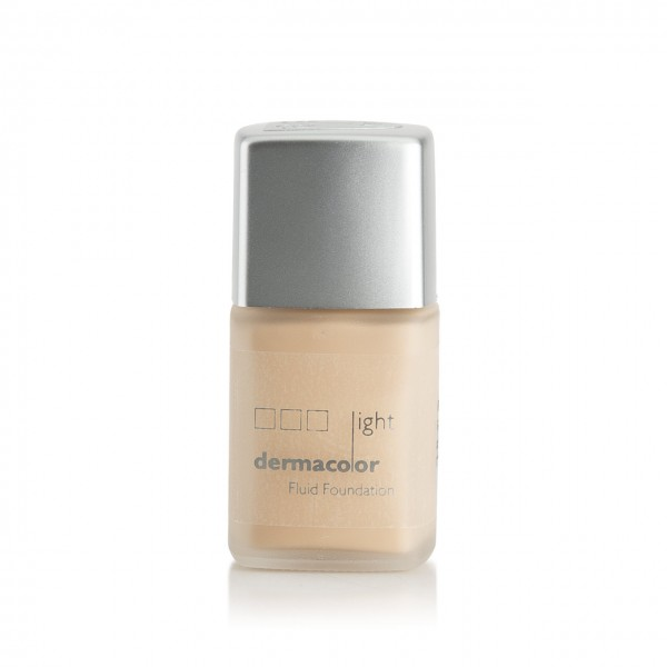 dermacolor light - Fluid Foundation 5W, 30 ml