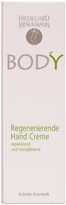 BODY Regenerierende Hand Creme 100ml
