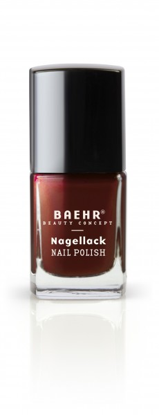 Nagellack cool cassis