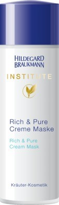 Institute Rich & Pure Creme Maske 50ml