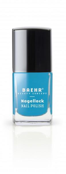 Nagellack blue soft pastell