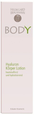 BODY Hyaluron Körper Lotion 200ml