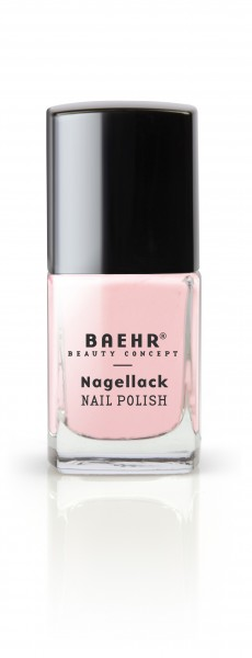 Nagellack light pink