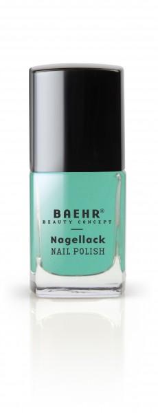 Nagellack mint soft pastell
