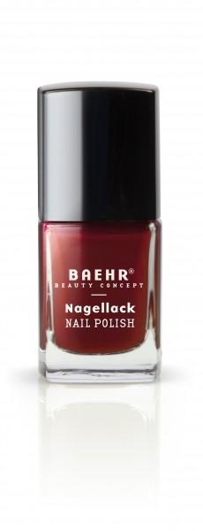 Nagellack dark rubin