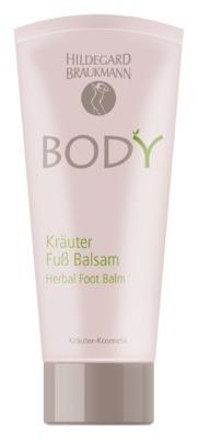 BODY Kräuter Fuß Balsam 100 ml