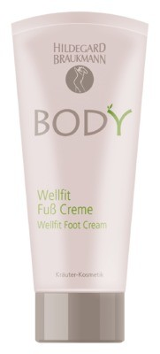 BODY Wellfit Fuß Creme 100 ml