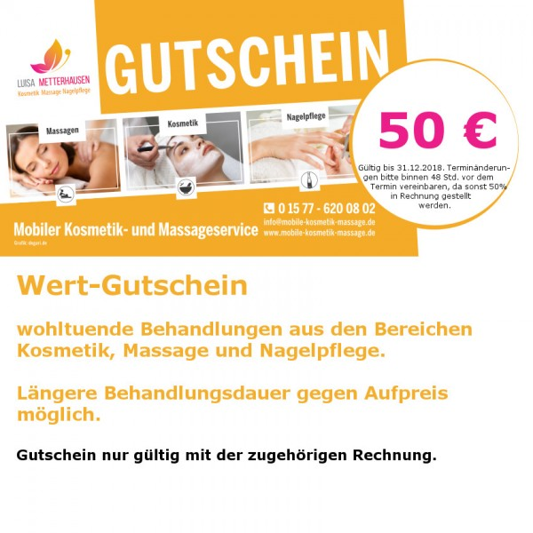 Wellnessgutschein Hamburg