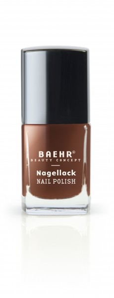 Nagellack black berry