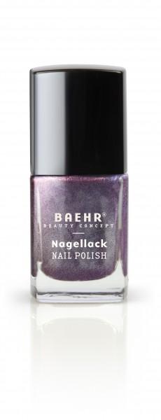 Nagellack violet metallic