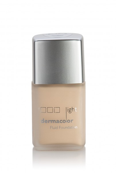 dermacolor light - Fluid Foundation alabaster, 30 ml